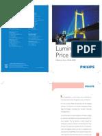 Luminaire Pricelist 30062008
