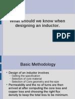 Inductor Design