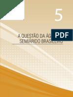 A questão da água no semiárido brasileiro