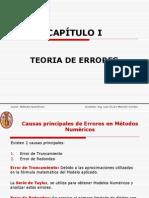 Capítulo I - Errores