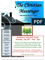 July 14 Newsletter