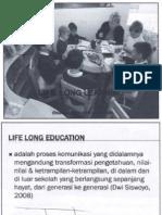 Life Long Learning