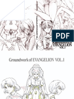 Neon Genesis Evangelion Groundwork Vol1