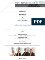 CR CPAA 18 juin 2013 - la presse dans tous ses états