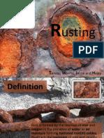 Springnet Rusting Compatible