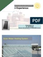 SOLAR GENERATION IN DELHI