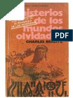 Misterios de los mundos olvidados - Charles Berlitz.pdf