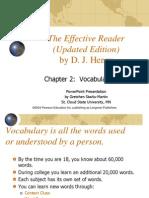 Chap 2 Vocabulary