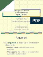 Chap 12 Argument