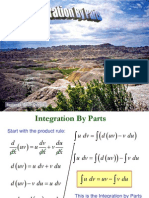 23. Integration by Parts