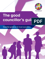 Good Councillors Guide http://elmesthorpe.leicestershireparishcouncils.org/
