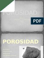 POROSIDAD Power Point
