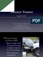 PAUL MAGGIO Thoracic Trauma 2