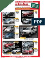 Concourse Auto Sales  - Issue 14