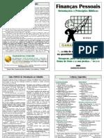Livreto de Finanças Pessoais Ganancia.com.br