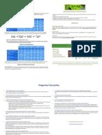 Mezclas de Concreto (Dosificaciones)