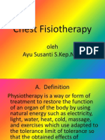 Chest Fisiotheraphy