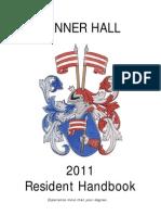 Fenner Handbook 2011