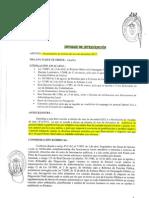 Exemplo Informe Interventora Laboral