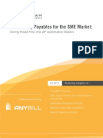 Automating Payables for the SME Market