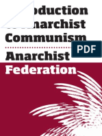 Afed Introduction Anarchist Communism