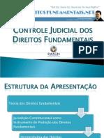 Controle Judicial Dos Direitos Fundamentais