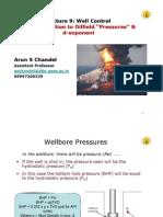 L9- Oilfield Pressures & D-exponent [Compatibility Mode]