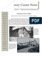 Goodhue County Historical Society Newsletter