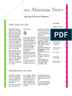 DZ TN Alumnae Newsletter 3