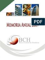 BCH Memoria 2009
