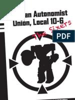 Technoir - Mechnoir Transmission - Martian Autonomist Union, Local 10-6