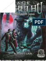 Age of Cthulhu 6 - A Dream of Japan