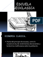 Escuela Neoclasica