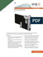 Procesador ZCP270 de DCS Foxboro