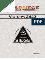 StarSiege Event Horizon - Victory 2442