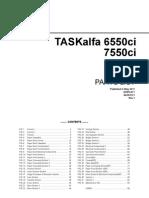 TASKalfa 6550ci 7550ci PL UK