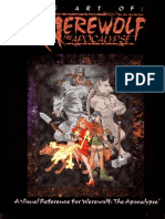 [Werewolf - The Apocalipse] the Art of Werewolf the Apocalypse