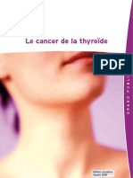 Cancer Thyroide