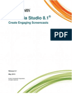 Camtasia Studio 8.1 Create Engaging Screencasts