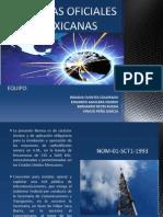 Normas Oficiales Mexicanas en Telecomunicaciones