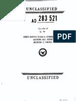 AD 283 521__Development of Case, Cartridge, Aluminium, FAT49E4 [1962]