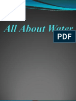 Water Pollution And Purification  Of Water