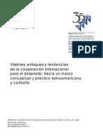 T023600004271-0-DT 4 Visiones Enfoques y Tendencias de La Cooperacion Internacional