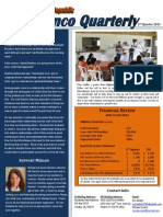 Microfinance Newsletter 2013-Q2