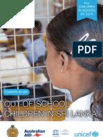 Srilanka Oosci Report 2013