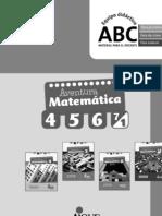 ABC AventuraMatematica6