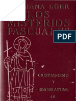 misterios pascuales