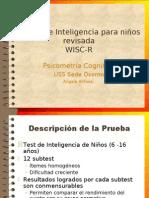 WISC R (1)