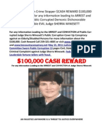 Public Corruption Judge Sherra Winesett