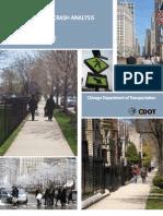 2011 Pedestrian Crash Analysis Technical Report
